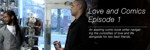 Check Out Love & Comics